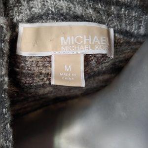 Michael Kors cardigan gray. Size M